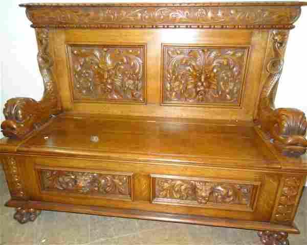 Fabulous Horner Bench