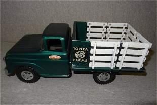 Tonka Farm Truck