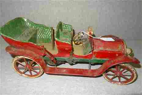 Large Early Windup Model A Car