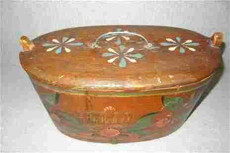 1851 Rosemauled Box
