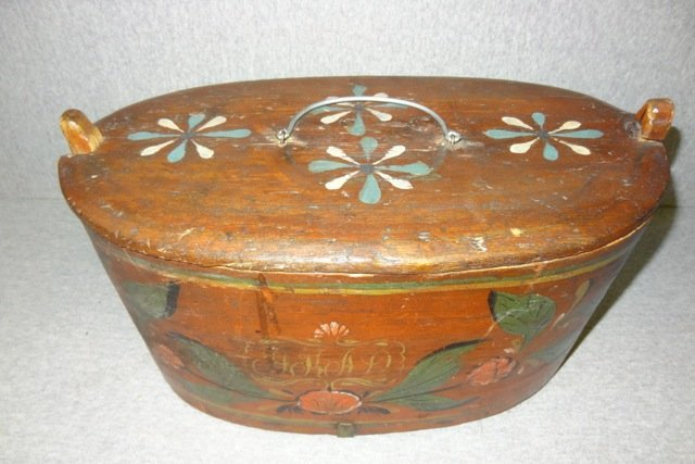 1851 Rosemauled Box