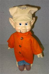 """Large 20"""" Dopey Doll"""