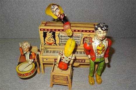 Lil Abner Band