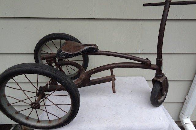 The Donaldson Jockey Cycle w/Moving Seat