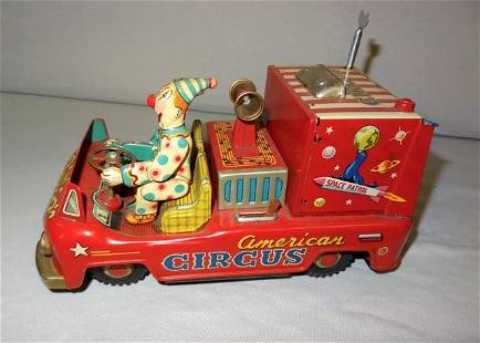 Large Battery Operated Japanese Toy