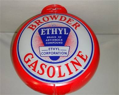 Browder Gas Globe