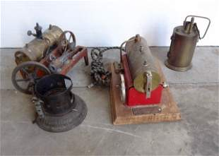 Box of Small Steam Engines
