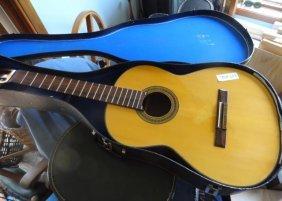 Alvorez Guitar In Case