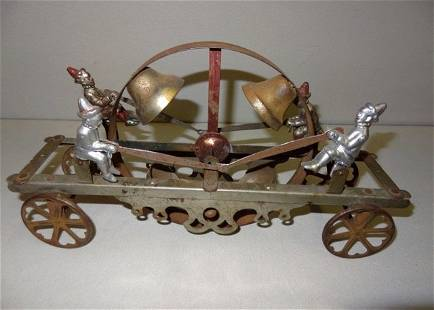Large Early Bell Toy