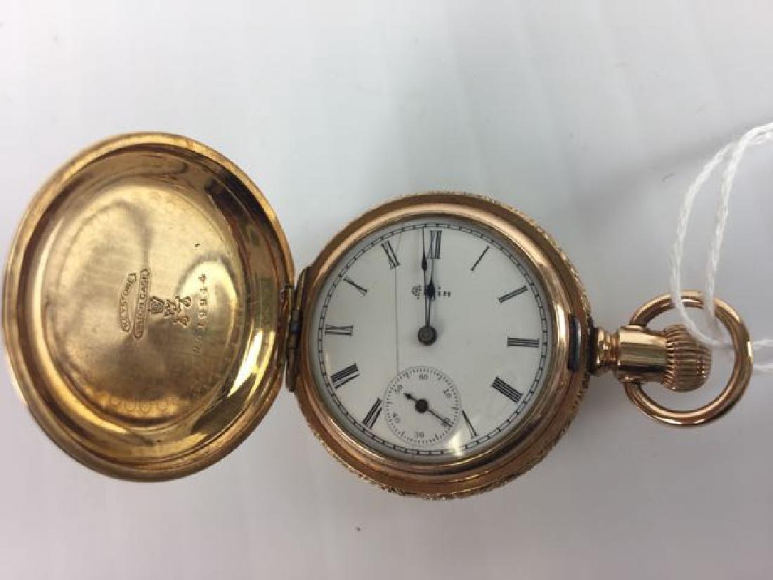 14k Ladies Pocket Watch