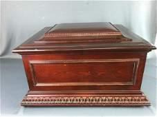 Regina Table Top Music Box