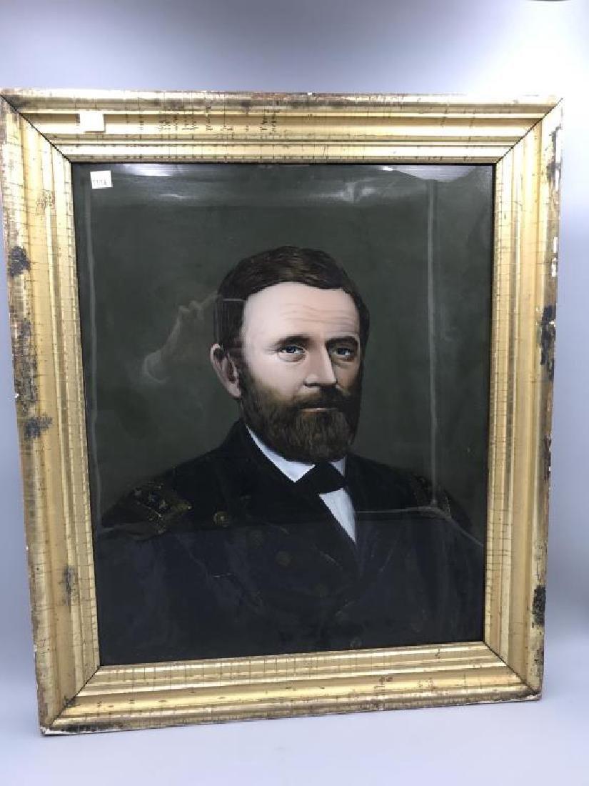 Ulysses S. Grant Oil portrait