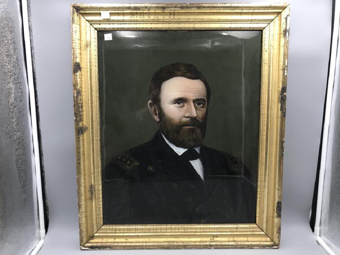 Ulysses S. Grant Oil portrait - 2