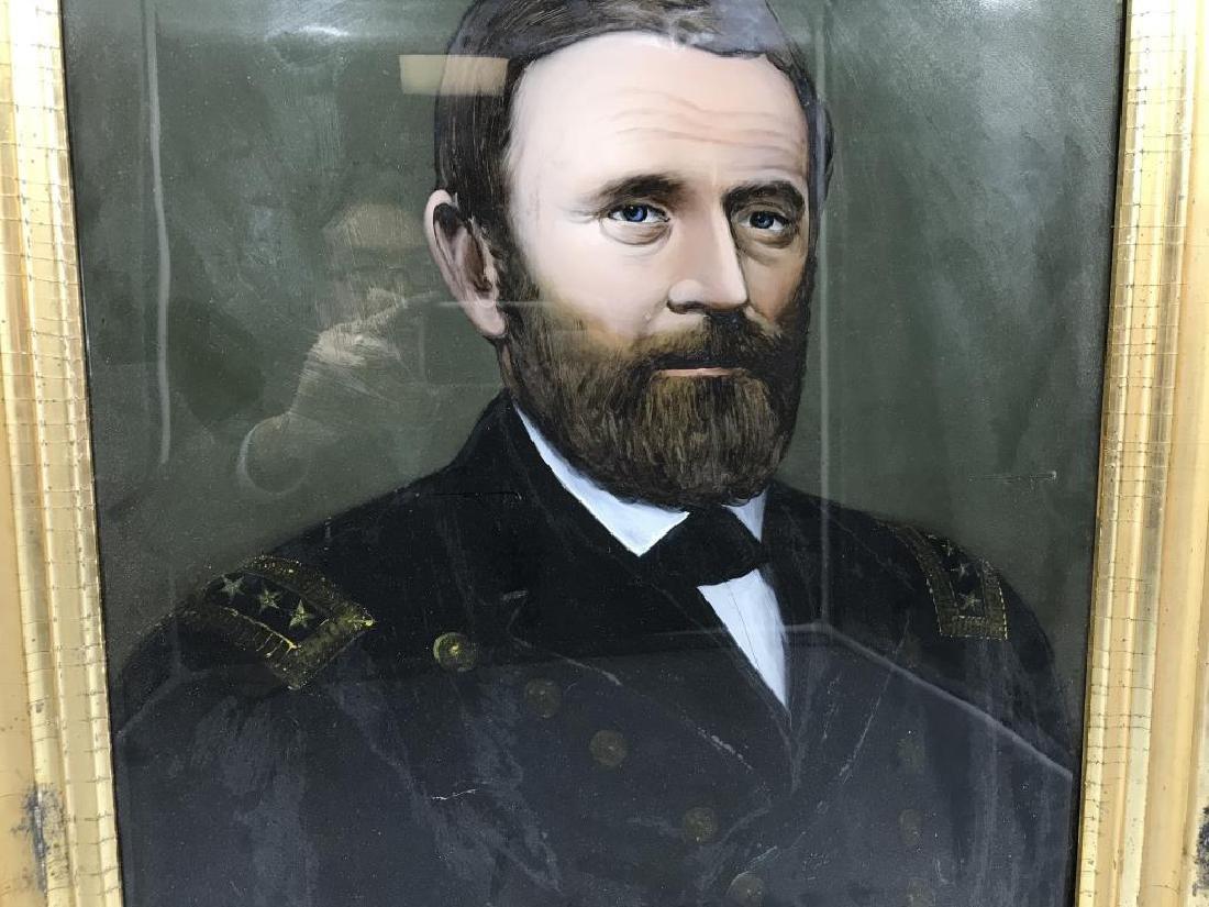 Ulysses S. Grant Oil portrait - 3