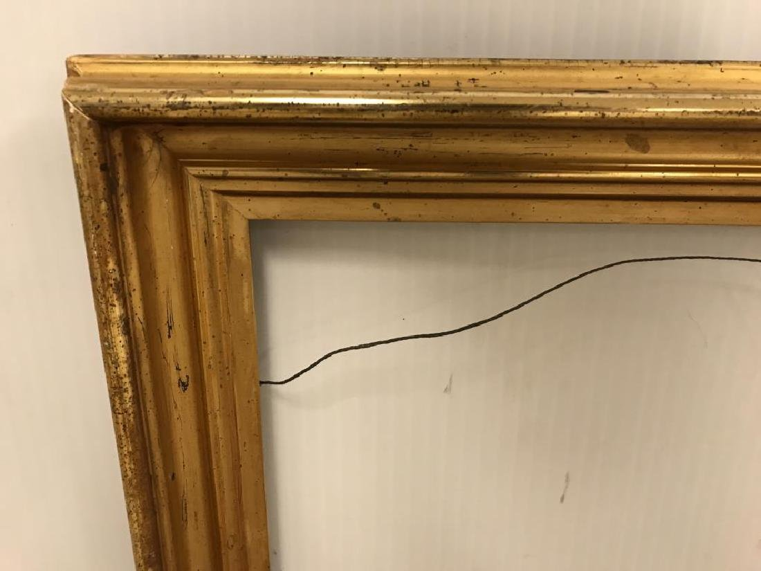 Antique gilt frame - 2