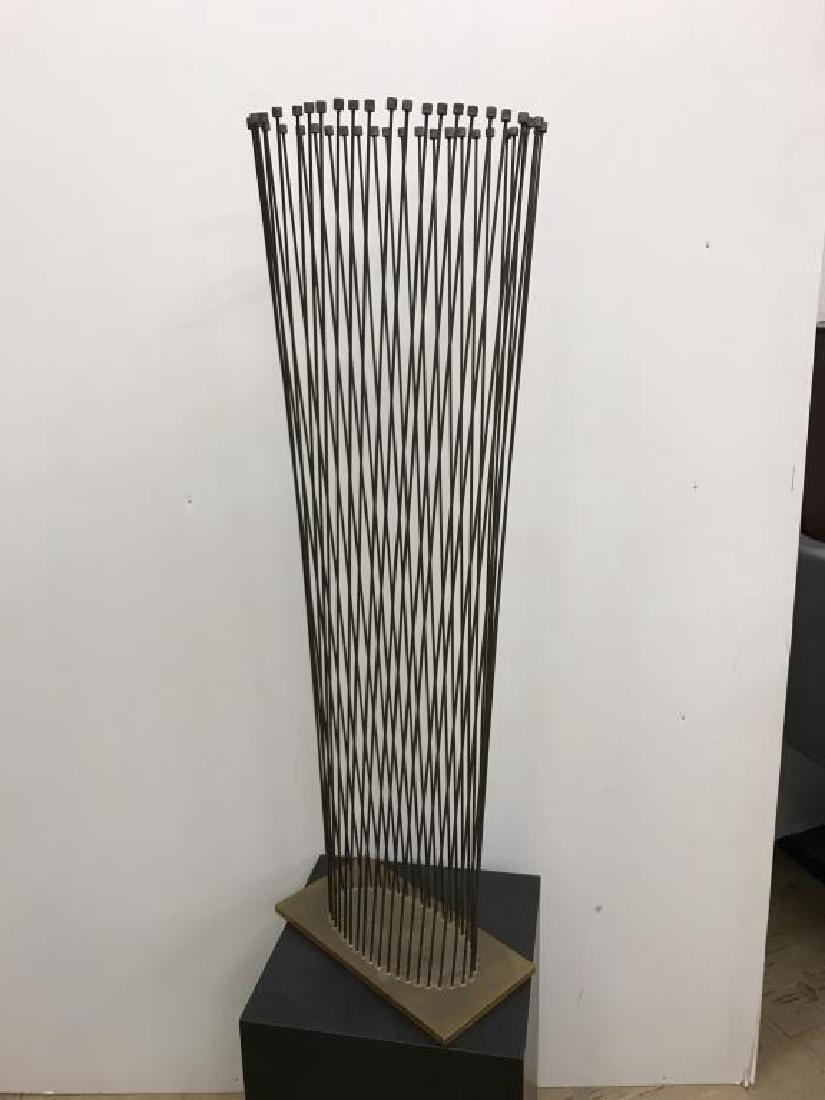 Val Bertoia SONAMBIENT sculpture