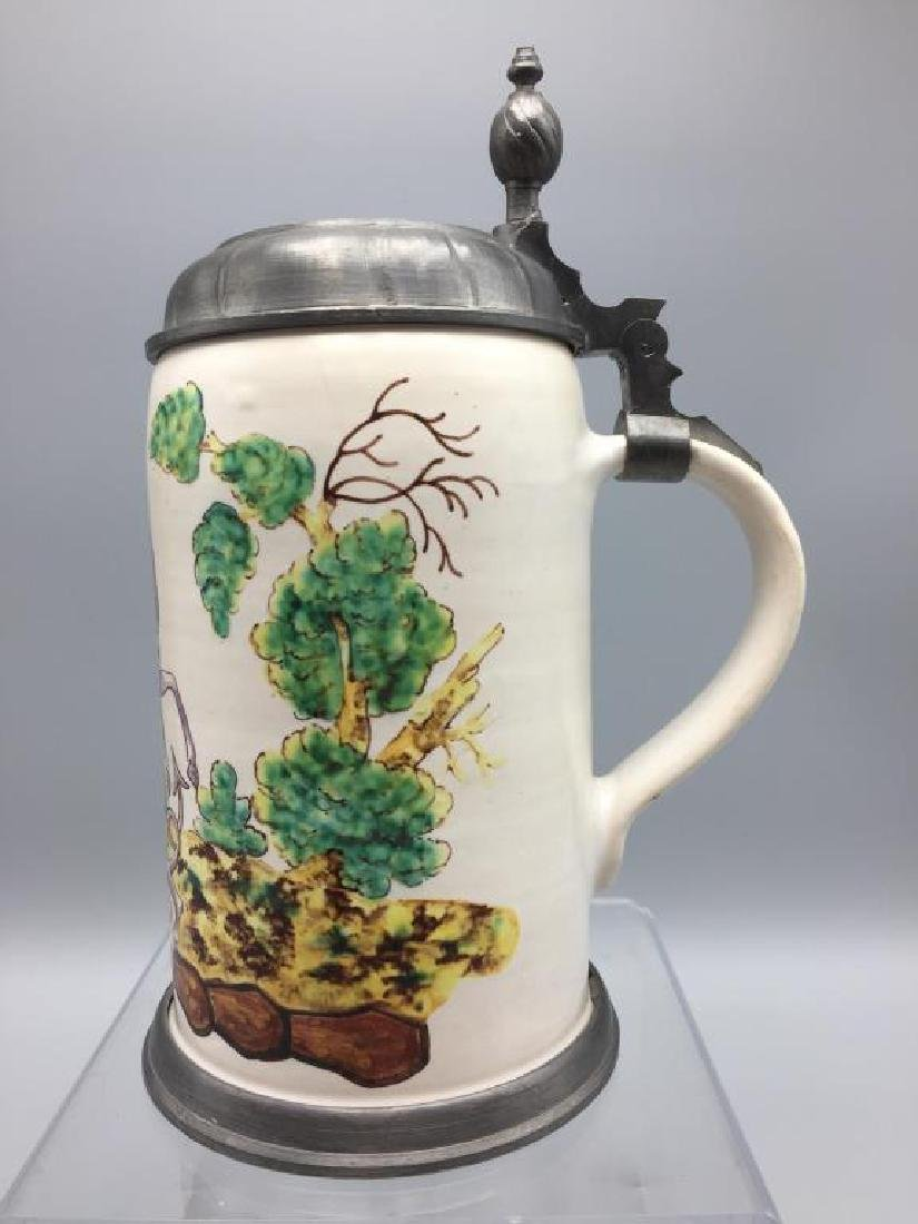 French Faience Stein - 3
