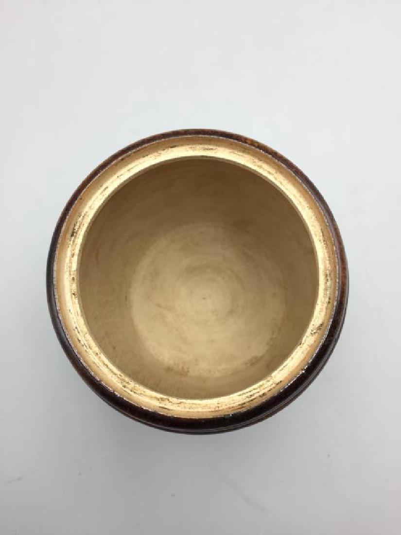 Hannah Barlow Doulton Lambeth Tobacco jar - 4