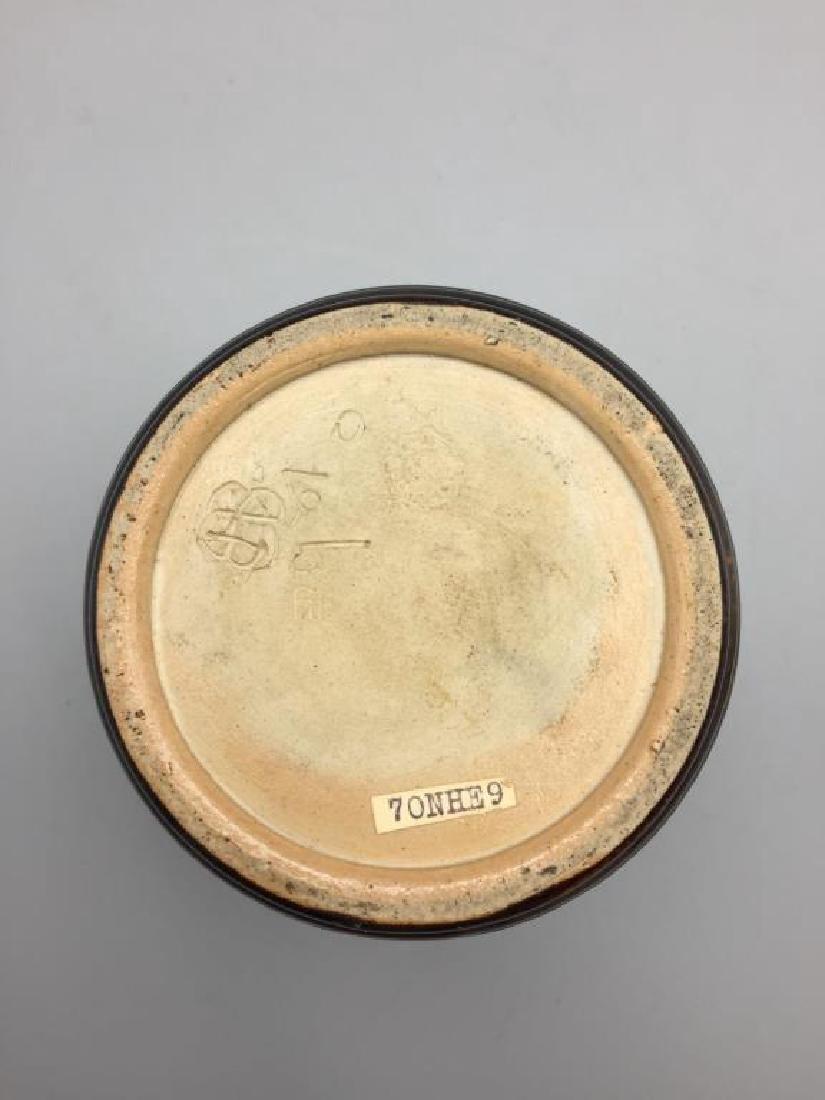 Hannah Barlow Doulton Lambeth Tobacco jar - 5