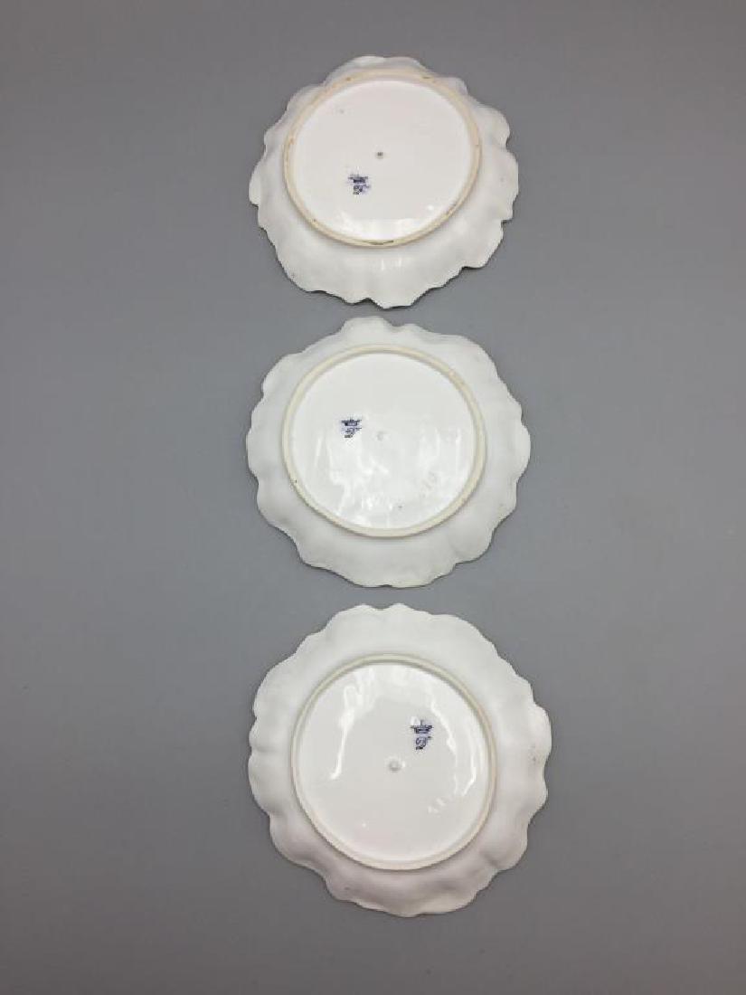 Meissen Dresden lot of 10 bowls floral pattern - 6