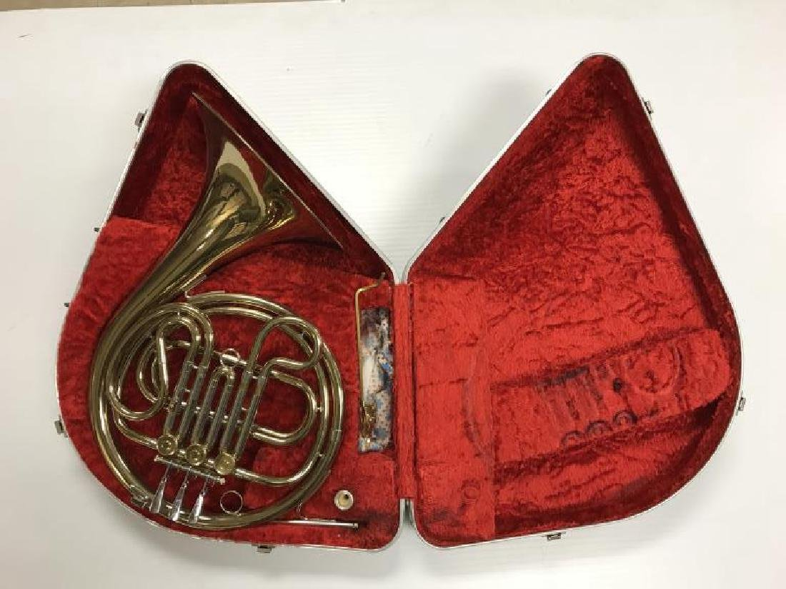 Ambassador by  F. E.  Olds and Son French horn - 2