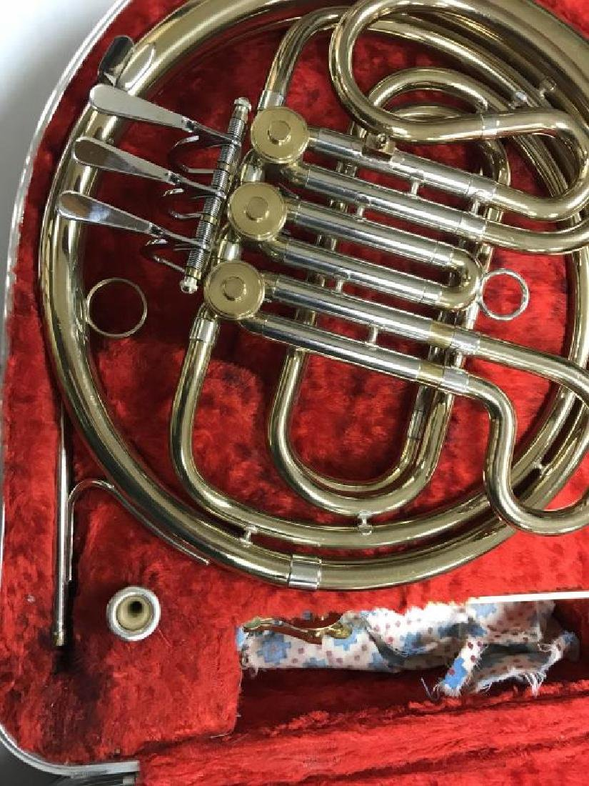 Ambassador by  F. E.  Olds and Son French horn - 3