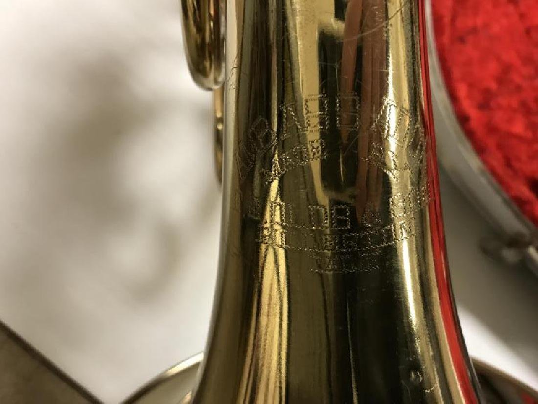 Ambassador by  F. E.  Olds and Son French horn - 4