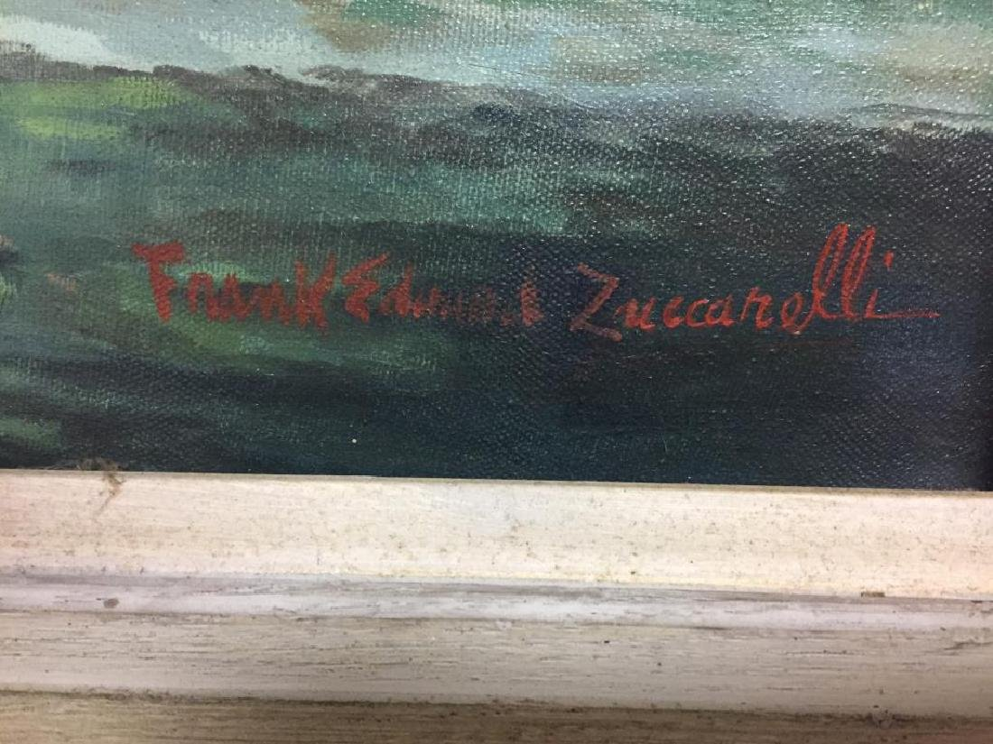 Large Frank Zuccarelli, East Side in Rockport - 3