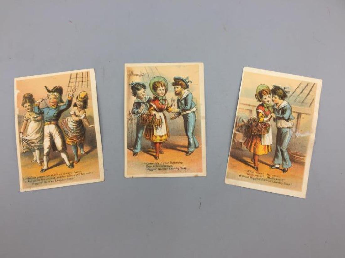Victorian trade cards advertising - 3