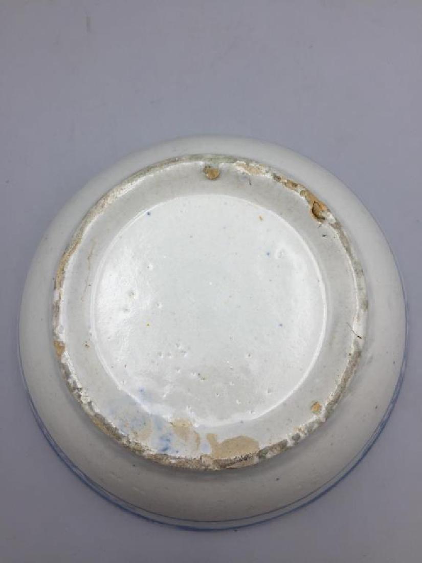 Lot of 3 stoneware mixing bowls - 6