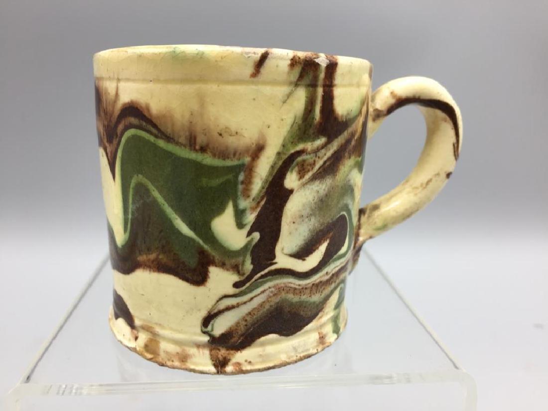 Child's early Mocha mug