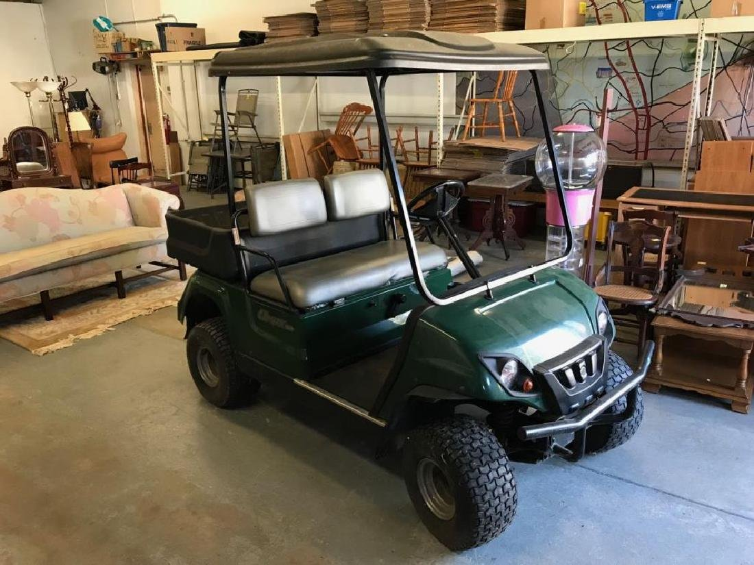 2007 Yamaha UMax Golf cart