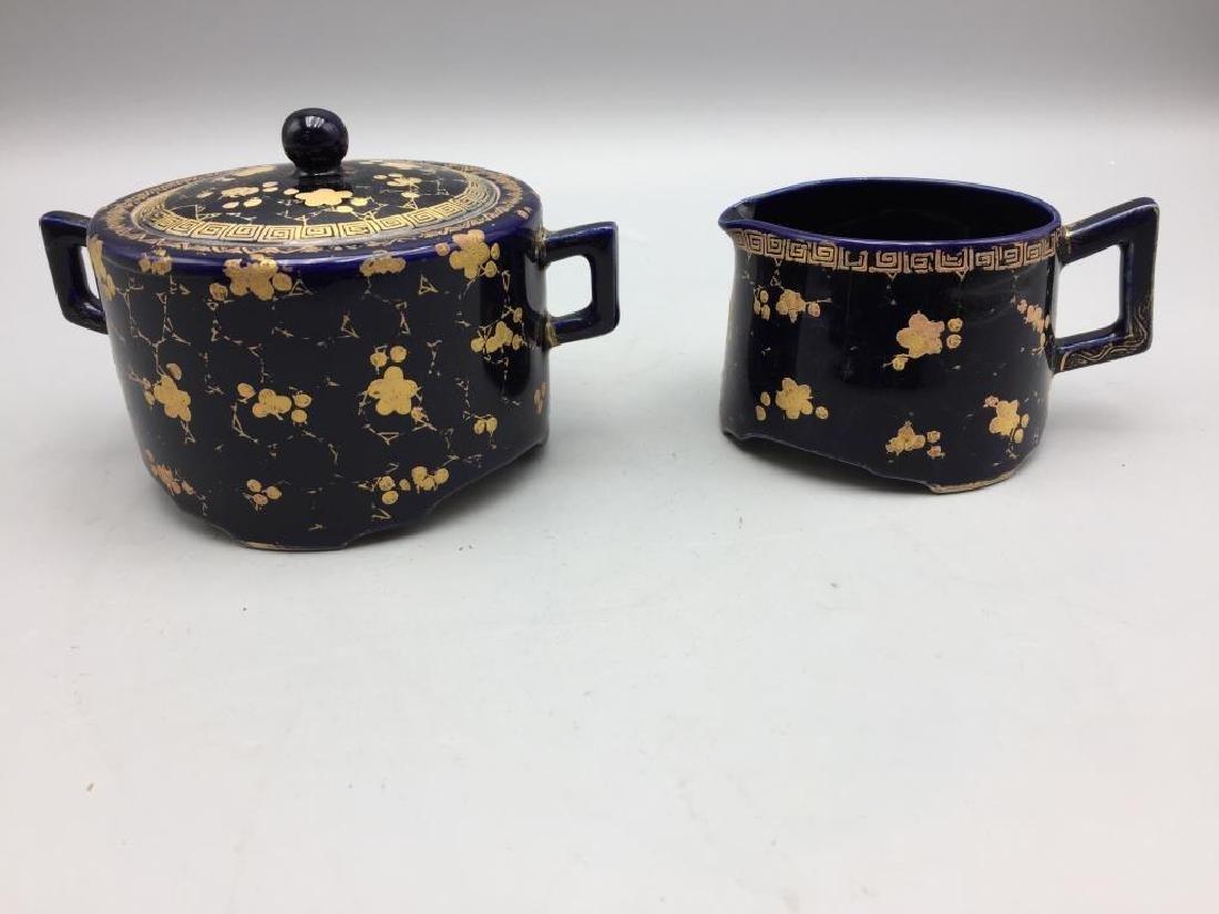 Japanese tea set - 5