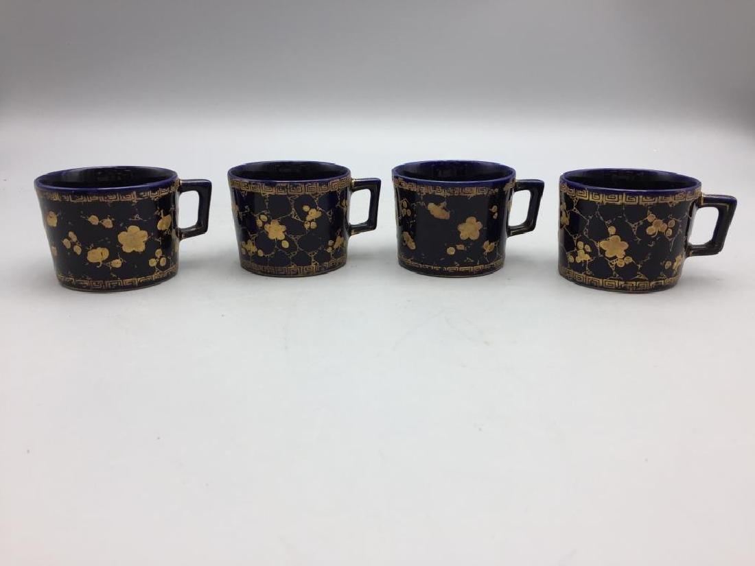 Japanese tea set - 8