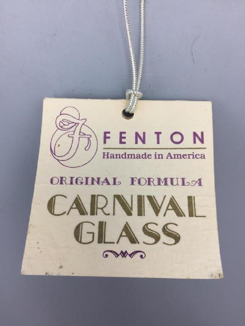 Lot of two Fenton glass items - 7