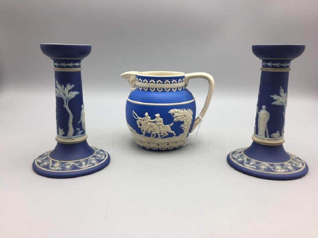 Wedgewood and Spode lot