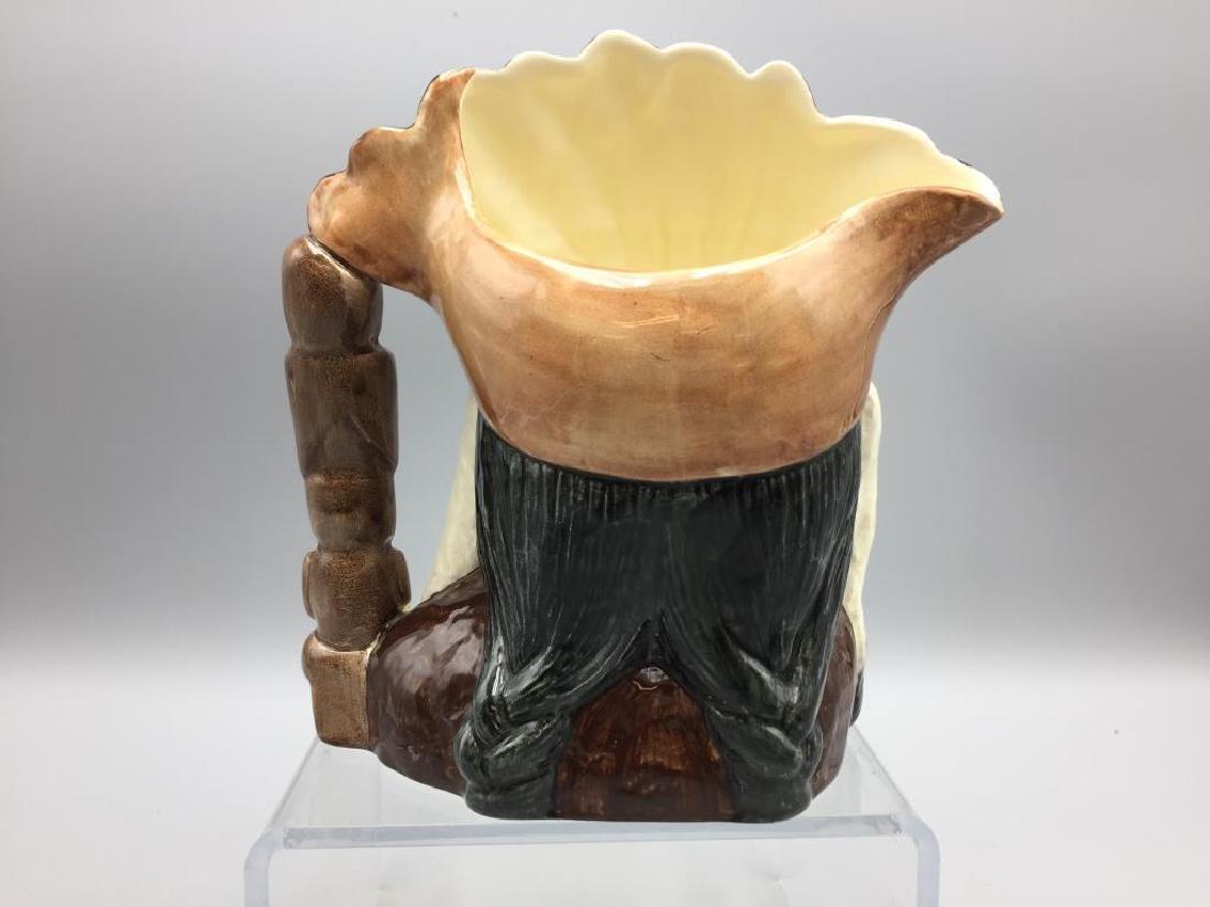 Large Royal Doulton  Toby mug - 2