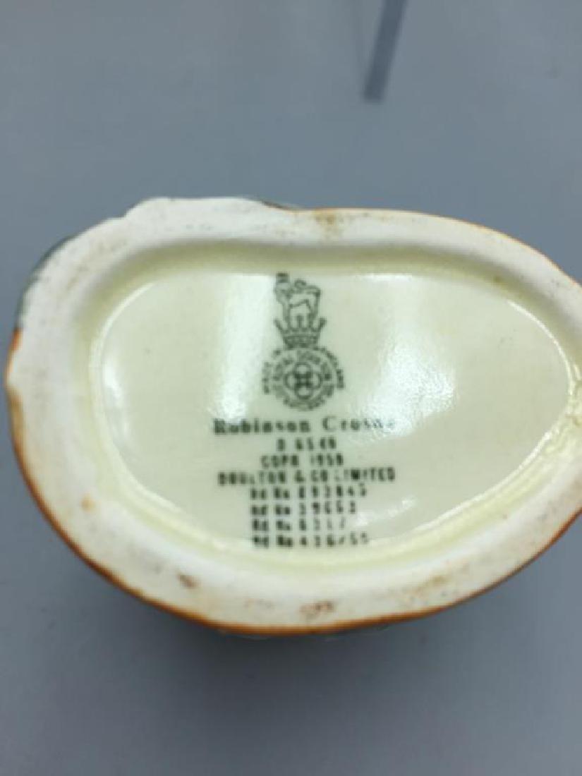 Lot of 6 Royal Doulton Toby mugs - 3