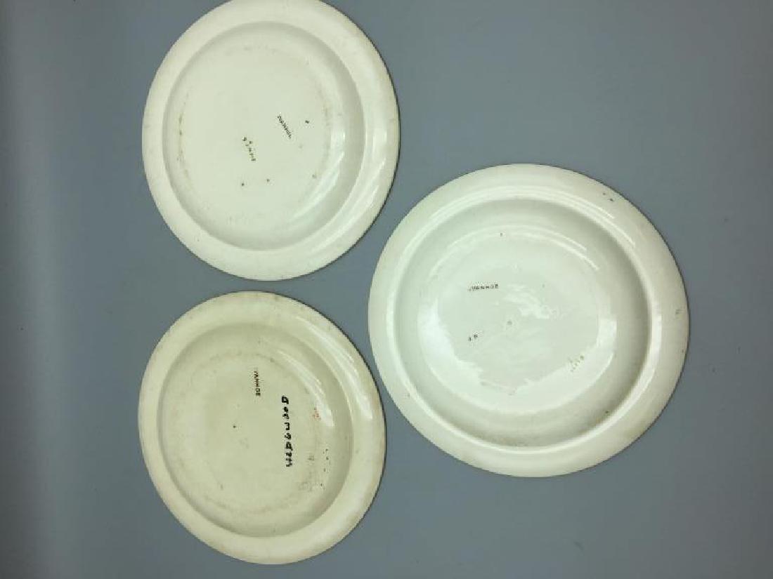 Lot of eight Ivanhoe Wedgewood plates - 6
