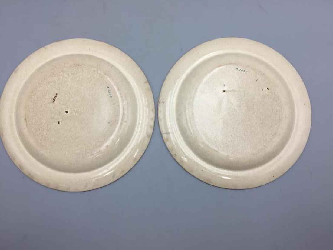 Lot of eight Ivanhoe Wedgewood plates - 8