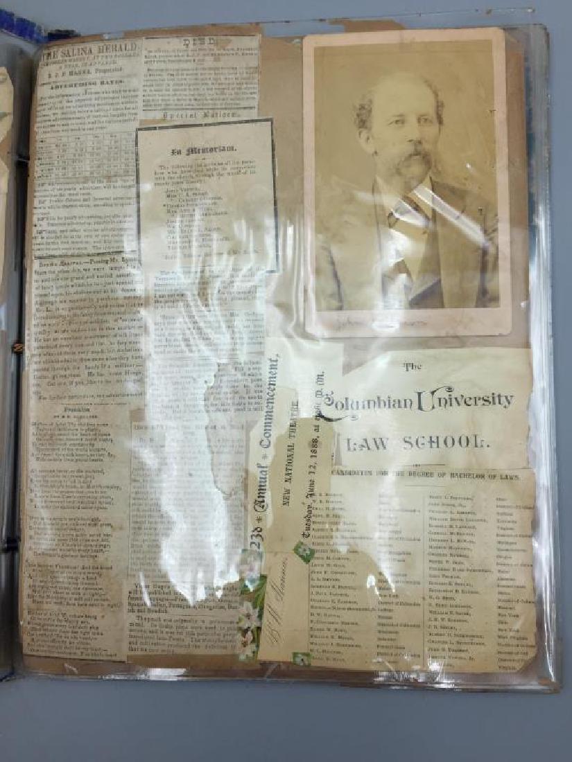 Rare Victorian scrap book - 3
