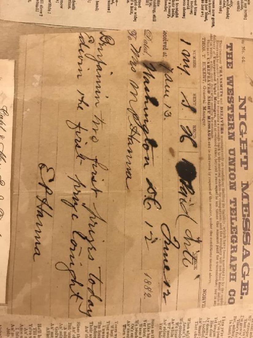 Rare Victorian scrap book - 6