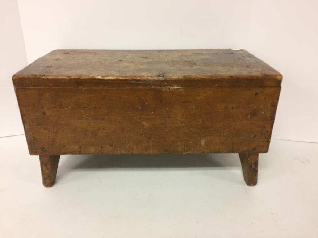Primitive stool - 3