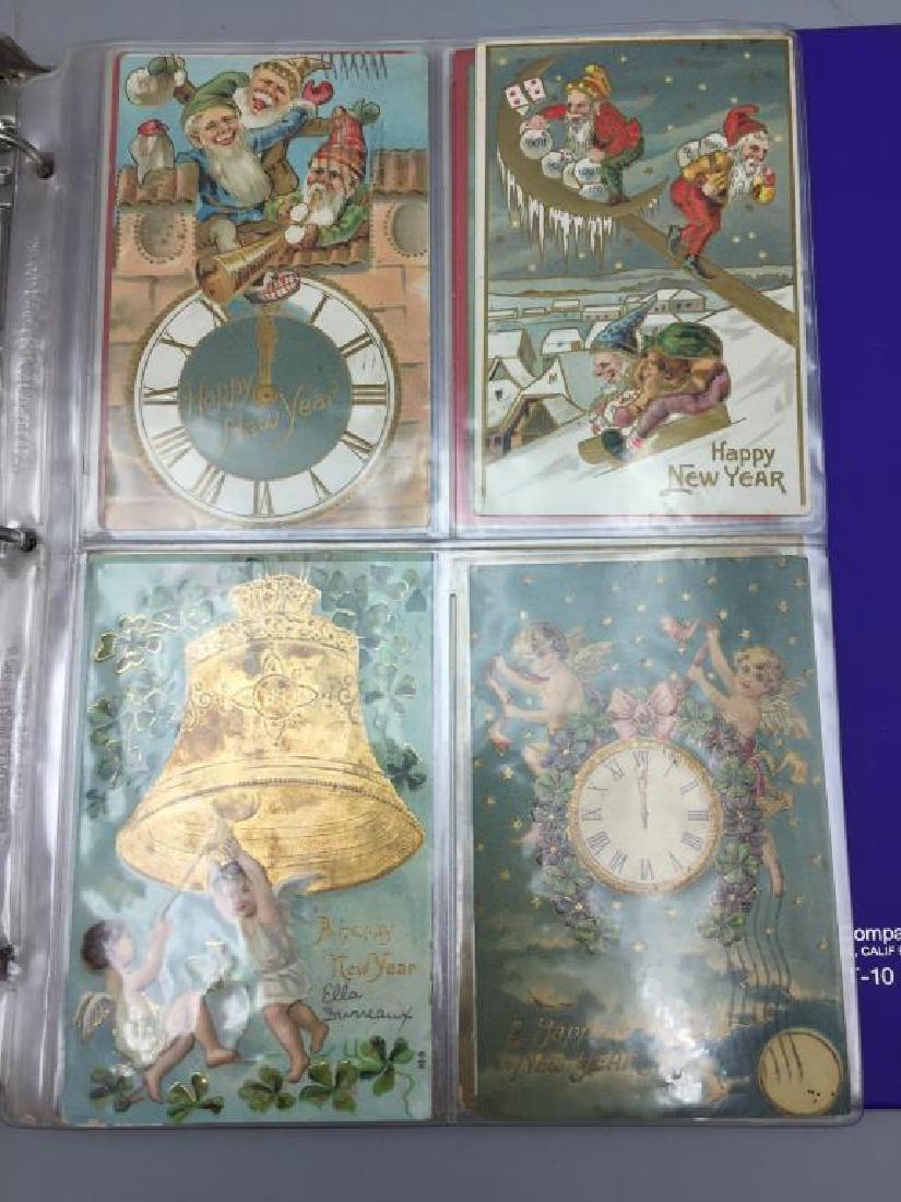 Large Lot of antique postcards - 5