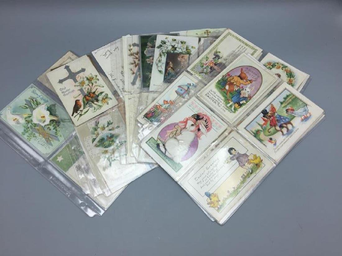 Large lot religious & Easter postcards - 5