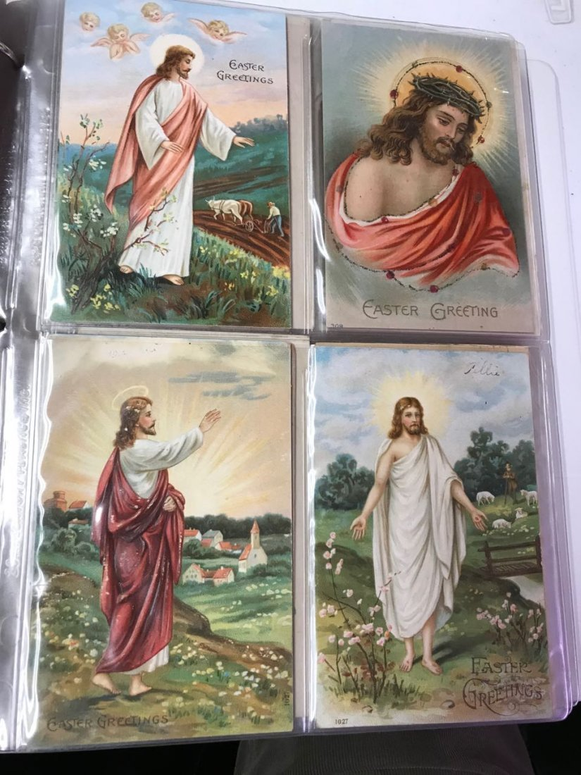 Easter & Religious postcards - 10