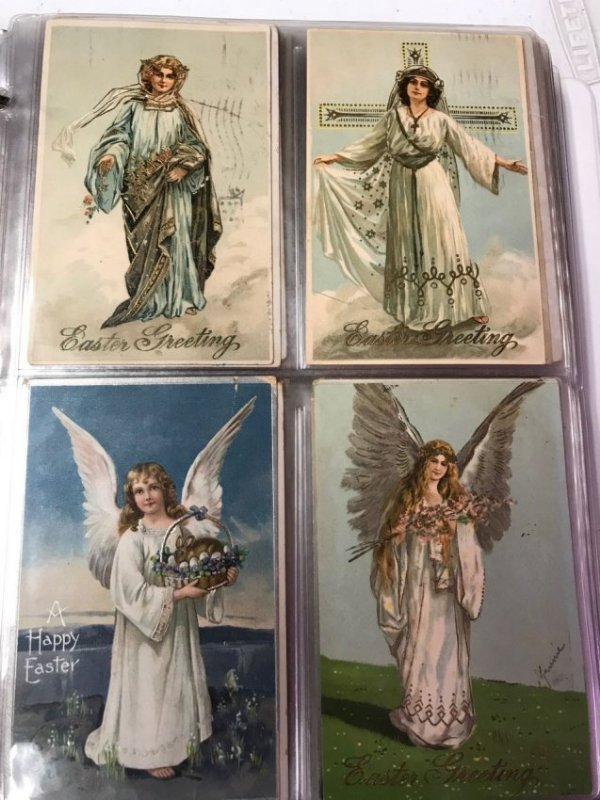 Easter & Religious postcards - 2