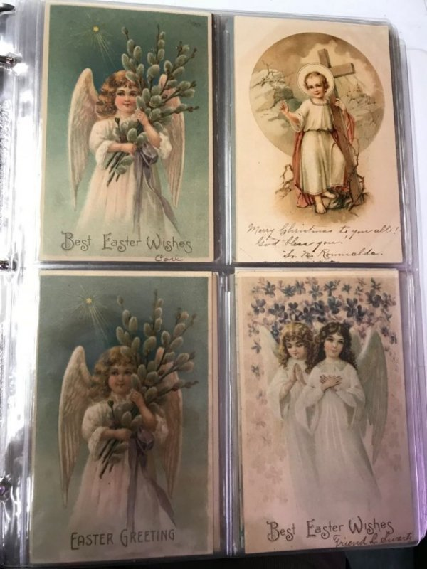 Easter & Religious postcards - 4