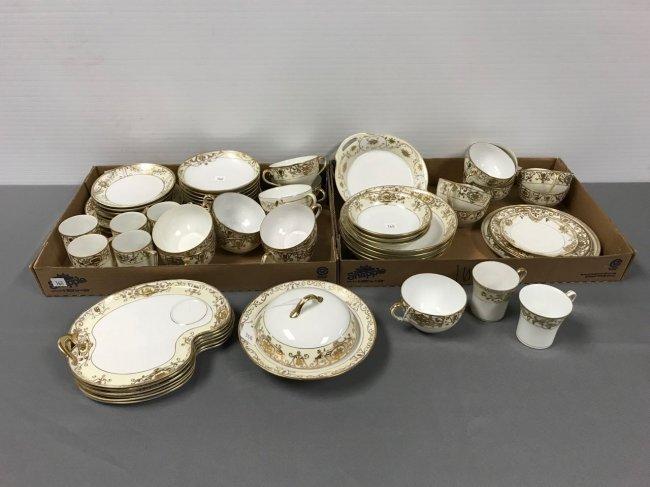 50+ piece Noritake dinnerware set