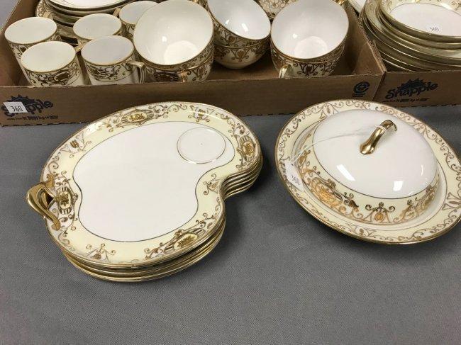 50+ piece Noritake dinnerware set - 2
